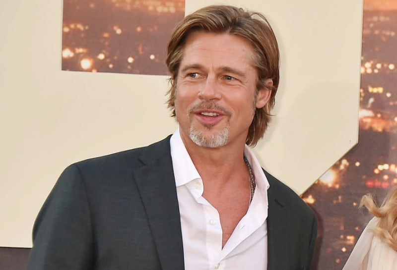 Brad Pitt Most Paid Hollywood Actor