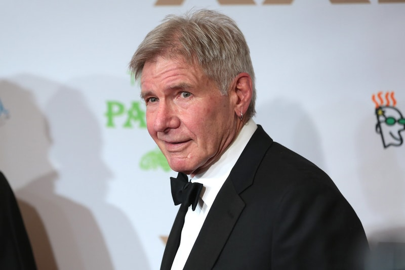 Harrison Ford ( Wealthiest Hollywood actors)