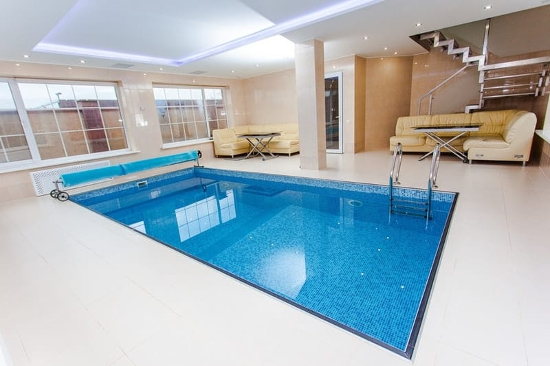 Indoor - Swimming Pool Design
