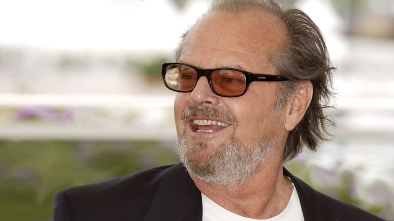 Jack Nicholson Top Richest Hollywood Actor