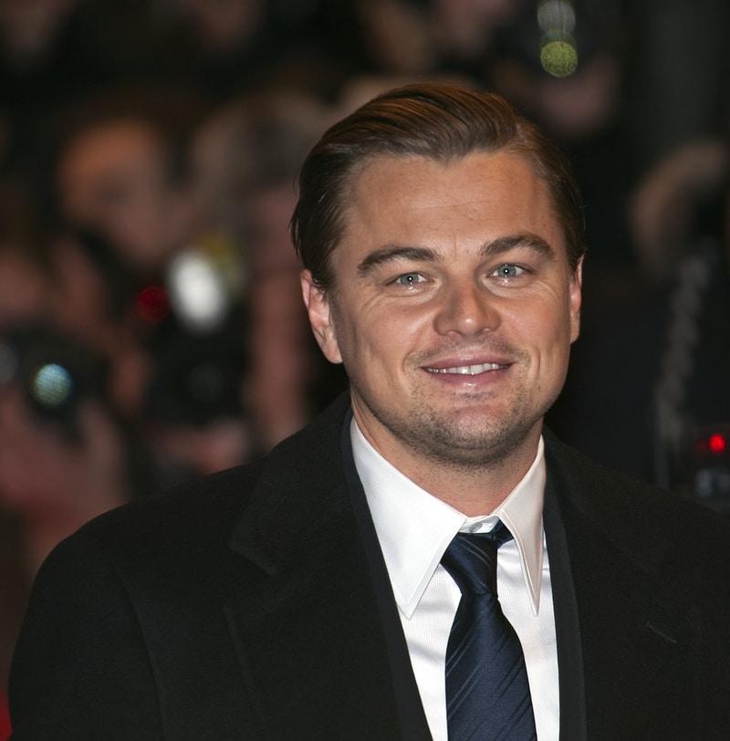 Leonardo Dicaprio (Richest Hollywood Actors)