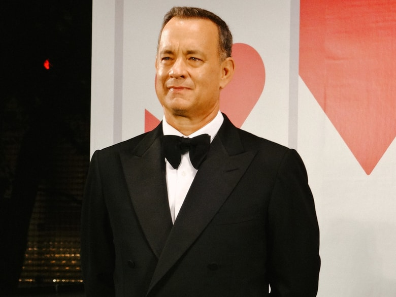 Tom Hanks ( Highest Paid Hollywood Actor)