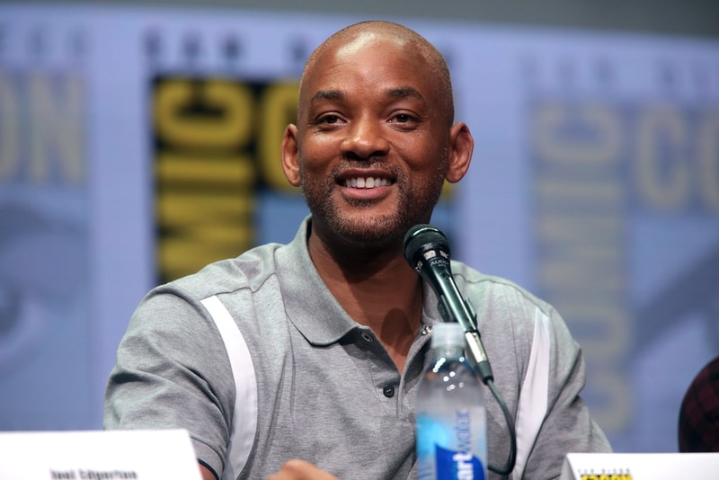 Will Smith ( Highest Paid Hollywood actor)
