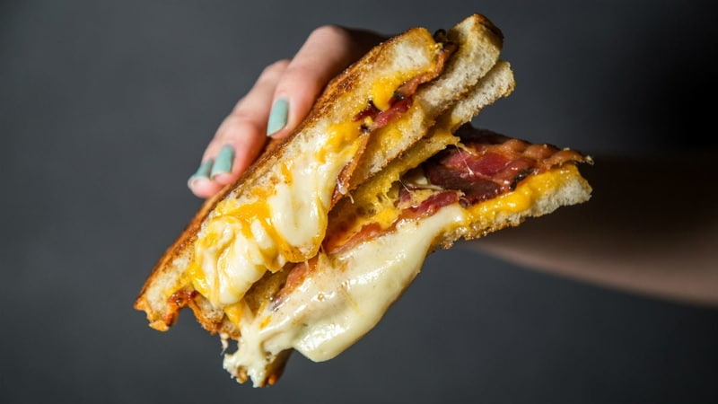 Grilled Cheese Melt Shop (New York City) - Delicious American Sandwiches