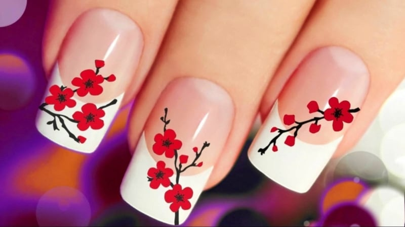Nail Design for Summer _ Nail Art Design