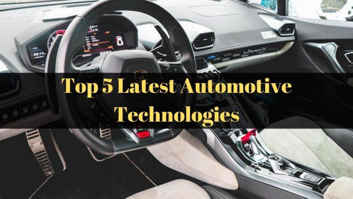 Automotive Technologies