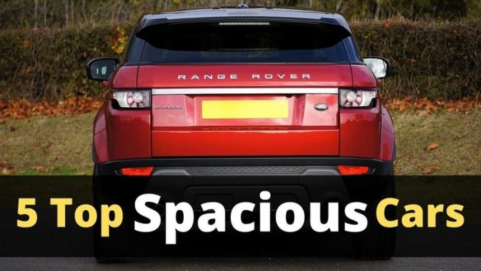 Top Spacious Cars