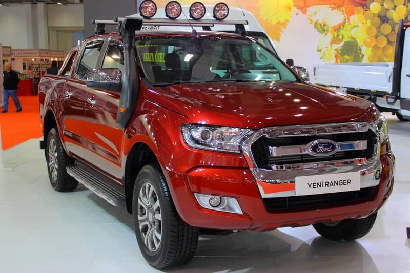 Ford Ranger Car
