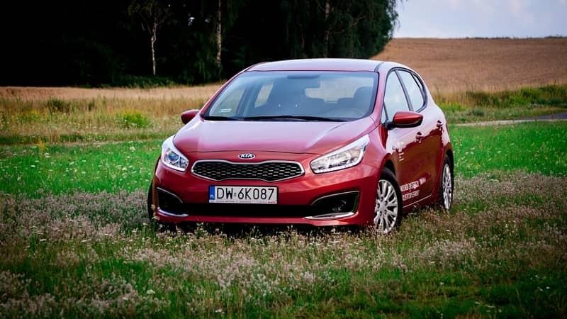 Kia Forte Car