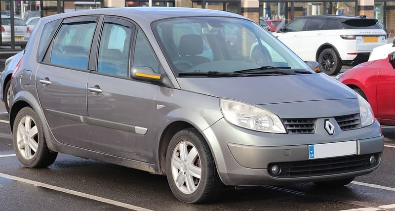 The Renault Scenic