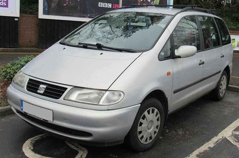 The Seat Alhambra