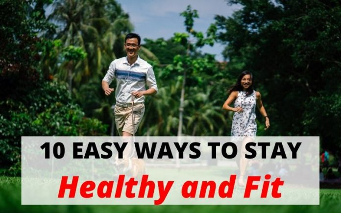 Healthy and Fit Lifestyle