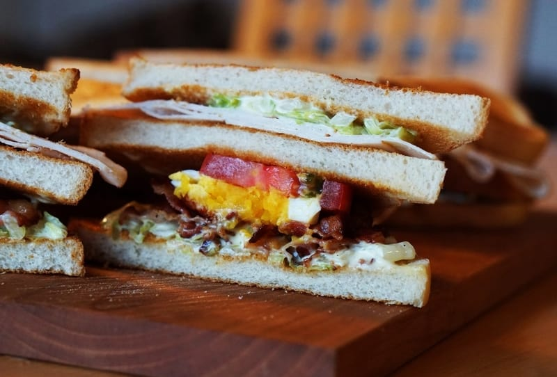 Sandwich - Yummy Lunch Ideas for School