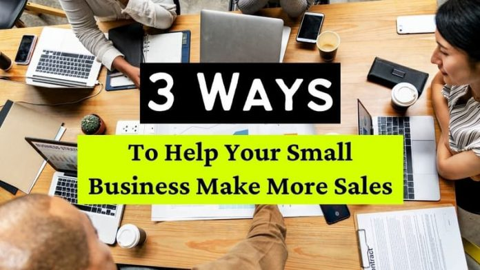 Help Your Small Business