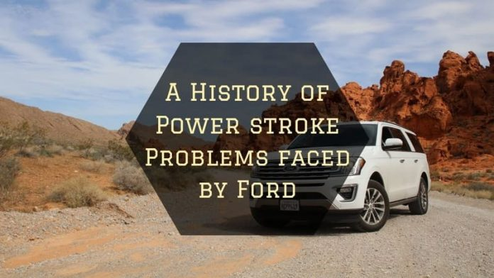Power stroke Problems